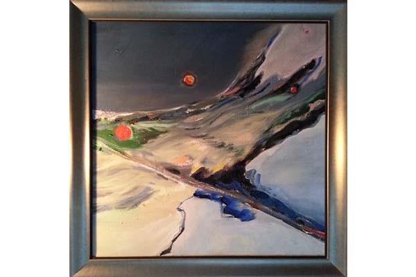 Emergences, 50x50