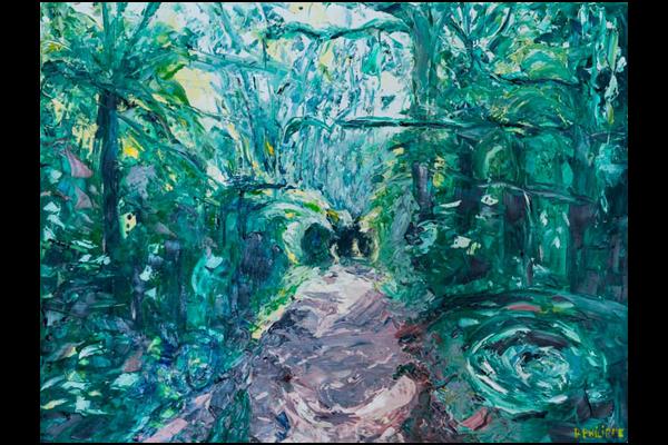 Chemin William-Rappard, 60x80