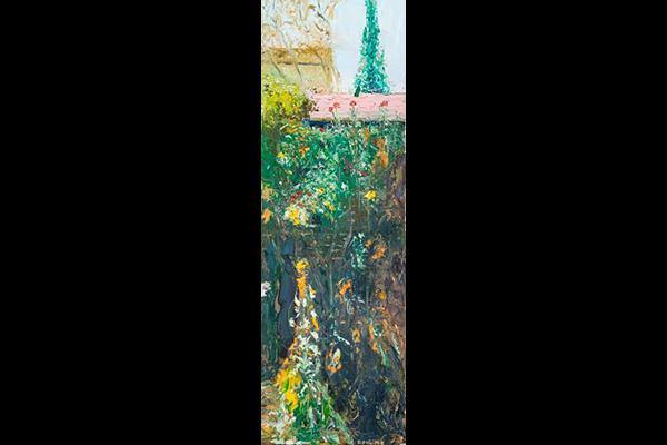 L'Abri de jardin, 25x75