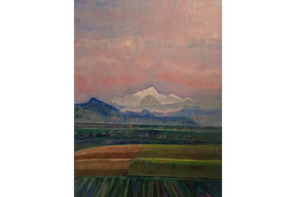 Clair de lune, 80x60